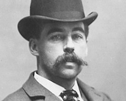 Touched by the Devil: The Year H.H. Holmes Lived in My Neighborhood